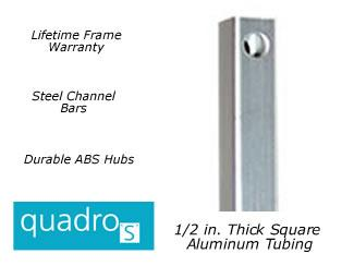 Quadro FGS Durable Aluminum Tube