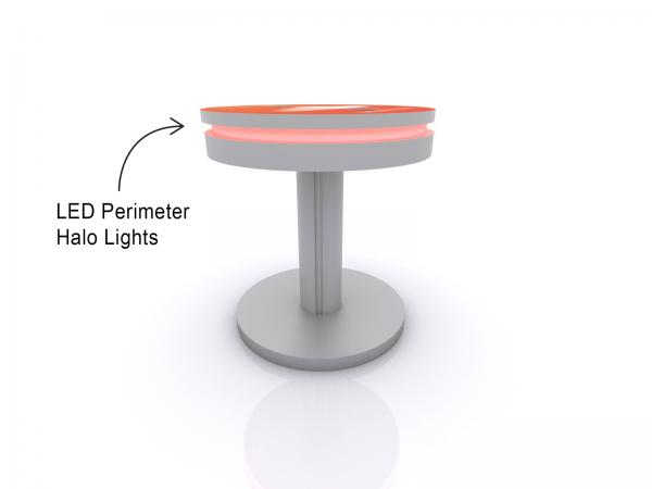 MOD-1460 Trade Show and Event Wireless Charging End Table-- Image 2