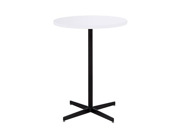 "30"" Round Bar Table w/ Standard Black Base