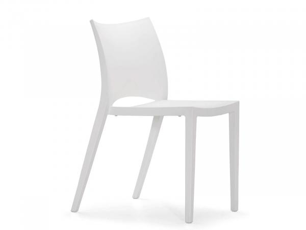 Razor Armless Chair -- Trade Show Rental
