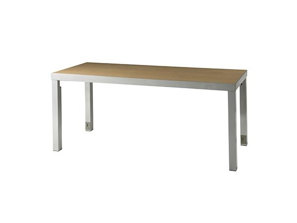 CECT-036 | Ventura Communal Cafe Table (Maple) -- Trade Show Rental Furniture