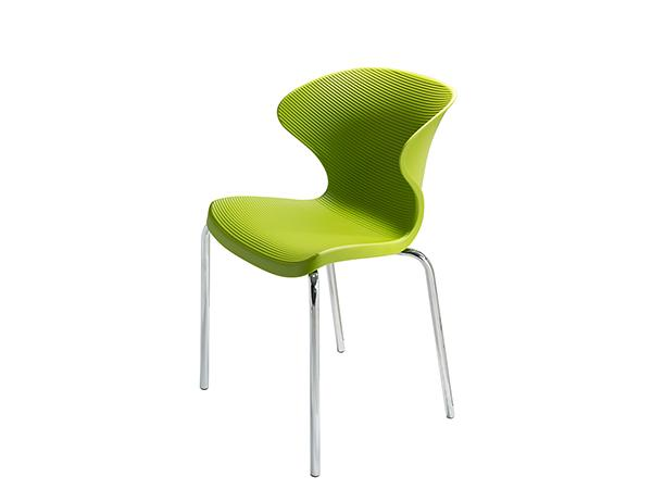 CEGS-017 | Malba Chair (Green) -- Trade Show Furniture Rental