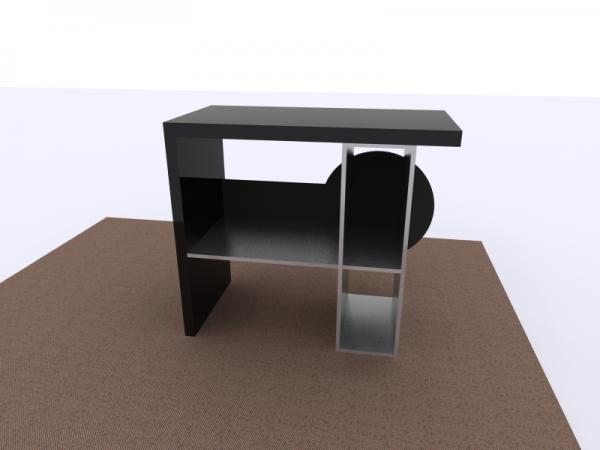 MOD-1349 Custom Counter with Storage -- Image 2