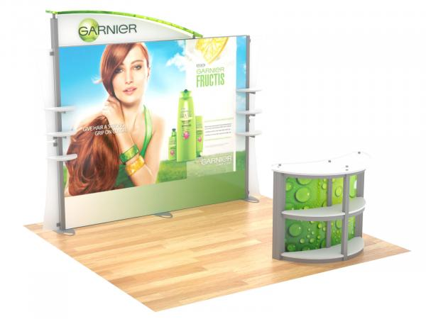 ECO-1099 Sustainable Hybrid Exhibit - Image 1