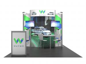 ECO-1035 Sustainable Tradeshow Display
