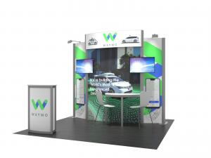 ECO-1035 Sustainable Tradeshow Display -- Image 1