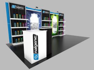 ECO-2041 Sustainable Tradeshow Display -- Image 1