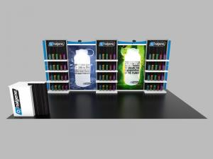 ECO-2041 Sustainable Tradeshow Display -- Image 2