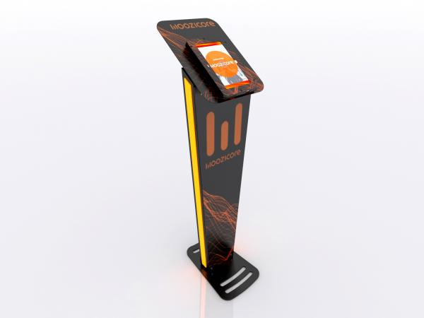 MOD-1373M Portable Surface Kiosk -- View 2