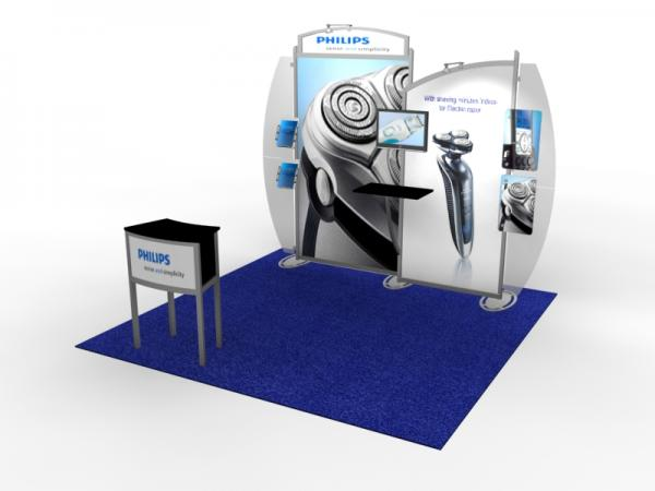 VK-1237 Portable Hybrid Trade Show Exhibit -- Image 3