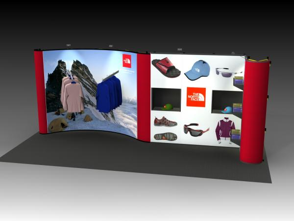 QD-228 Tradeshow Pop Up Display -- Image 2