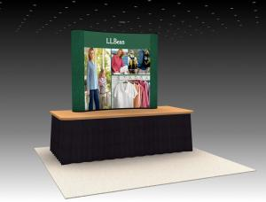 QD-02 Trade Show Table Top Exhibit