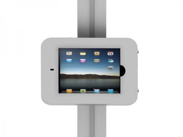 RE-1241 Angled iPad Clamshell Frame for Extrusion -- Image 2