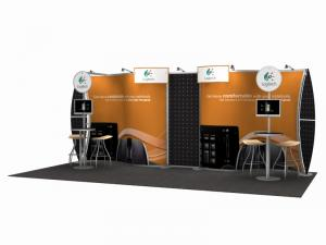 VK-2099 Magellan MOR Portable Trade Show Exhibit -- Image 1